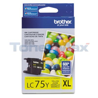 BROTHER MFC-J6910DW INK CARTRIDGE YELLOW HY